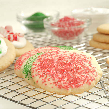 Buttery Holiday Cookie Recipes Recipe
