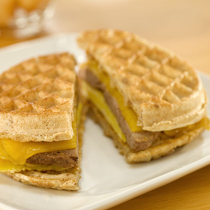 Whole Grain Waffle Panini Recipes