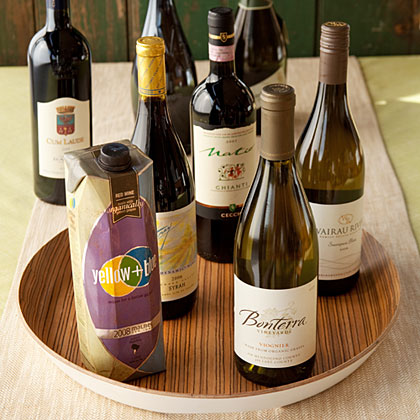 Drink Green: Eco Wine Guide