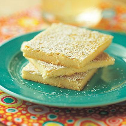 Butter-Mint Shortbread Recipe
