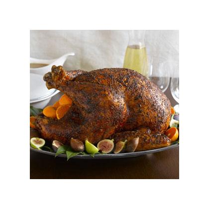 Roasted Turkey with Smoked Paprika RecipesRecipe