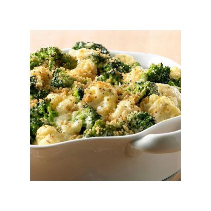 Broccoli Cauliflower Casserole Recipes Recipe