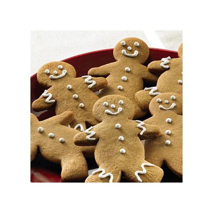 Gingerbread Men Cookies Recipes