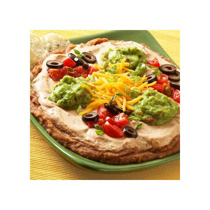 Seven Layer Fiesta Dip Recipes Recipe