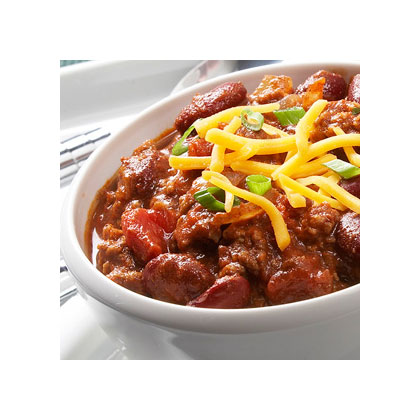 Touchdown Chili Recipes