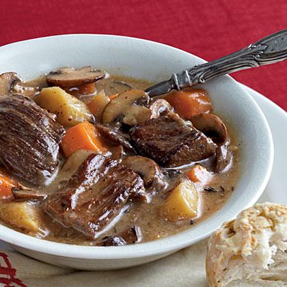 Belgian Beef and Beer Stew