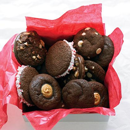 Chocolate Decadence CookiesRecipe