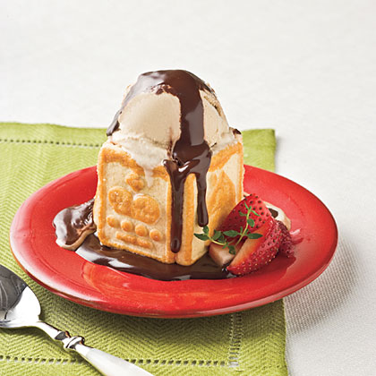Cookie Box Sundaes
