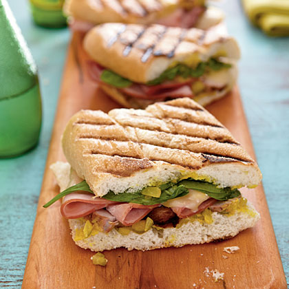 Cuban Sandwiches Recipe | MyRecipes