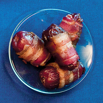 Dates with BaconRecipe