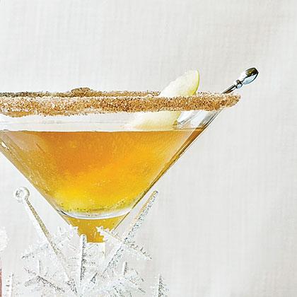 Spicy Pear-tini Recipe