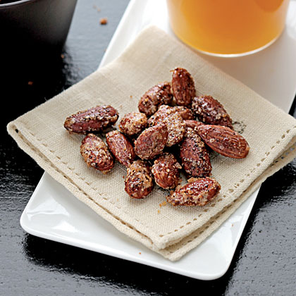 Chili-Spiced Almonds Recipe