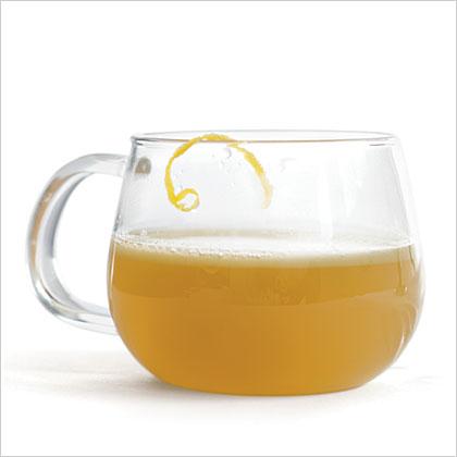 Hot Buttered Vanilla Rum