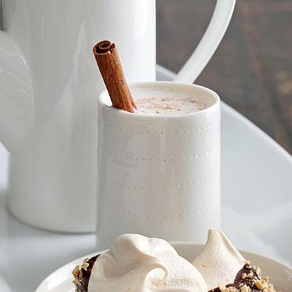 Vanilla-Almond Steamer