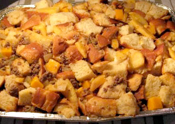 Cheeseburger and Fry Stuffing?