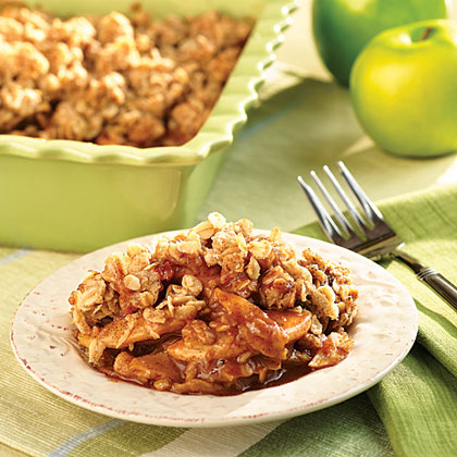 Apple Caramel Crisp Recipes