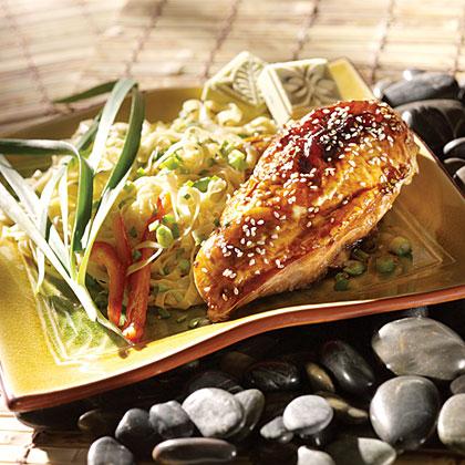Asian Honey Sesame Chicken Recipes