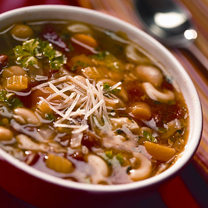 Italian Minestrone Recipes