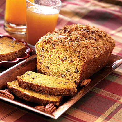 Pumpkin Pecan Loaf Recipes