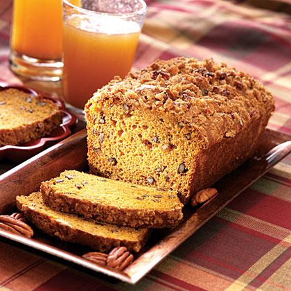 Pumpkin Pecan Loaf Recipes