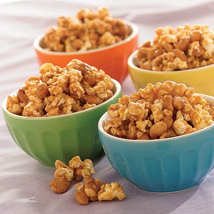 Peanut Maple Popcorn Recipes
