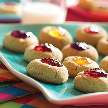 Peanut Butter and Jelly Cookies Recipes