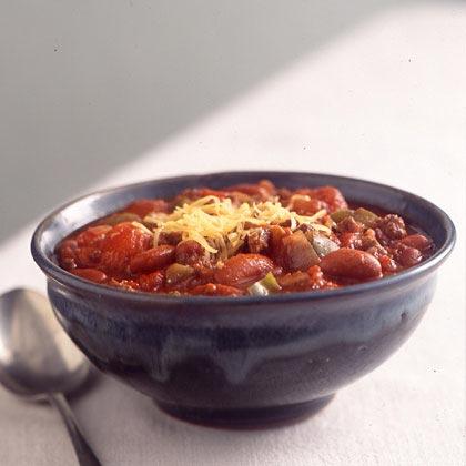 All-American Chili Recipe