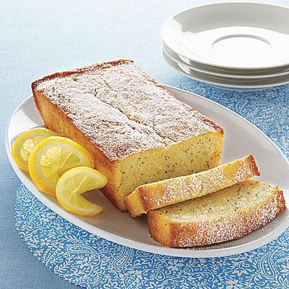 Lemon-Yogurt Snack Cake