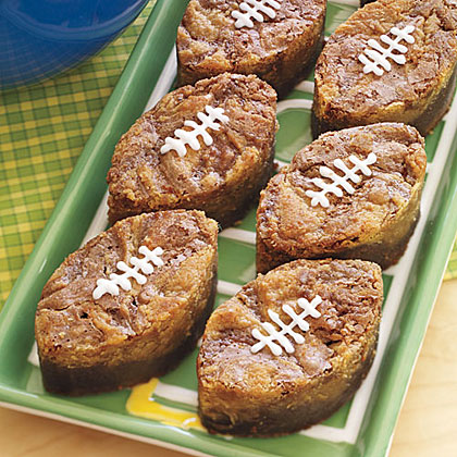 Peanut Butter Swirl BrowniesRecipe