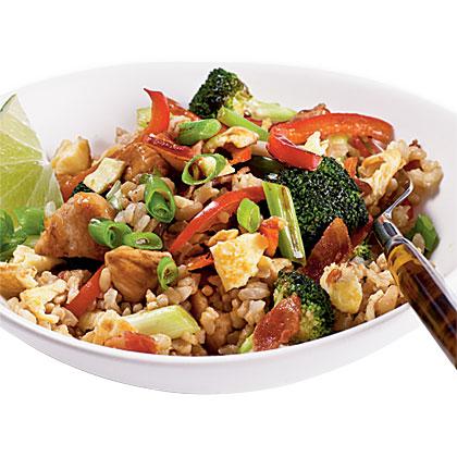 Southeast Asian Fried RiceRecipe