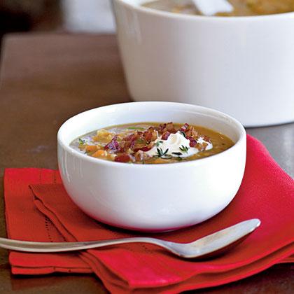 Habitant Pea Soup Recipe