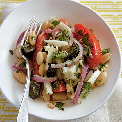 Fresh Mediterranean SaladRecipe