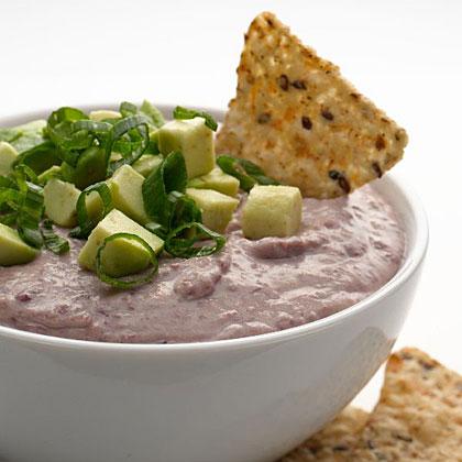 bean-avocado-dip