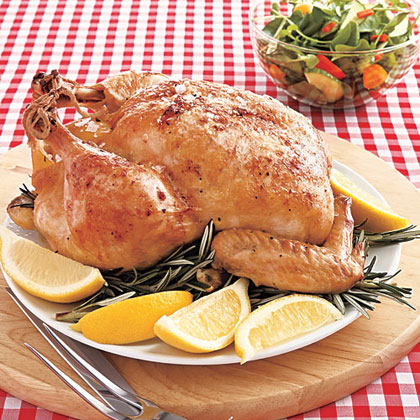 Lemon-Rosemary Chicken