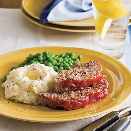 Bev's Famous MeatloafRecipe
