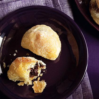 Sugared Chocolate Beignets