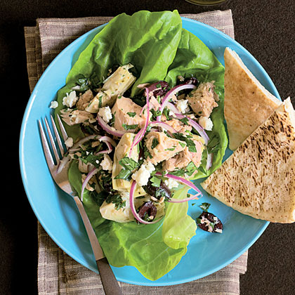 Greek Tuna SaladRecipe