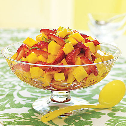 sexy fruit mango fruit salad
