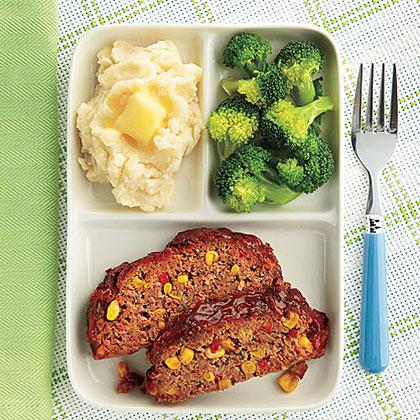 Southwestern Meat Loaf