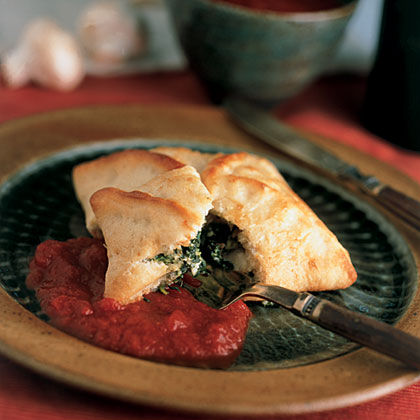Spinach Pockets