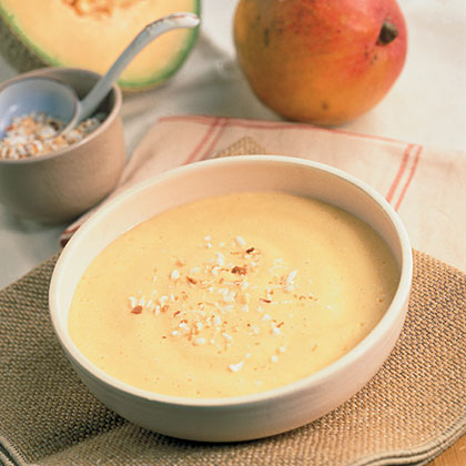 Tropical Melon Soup