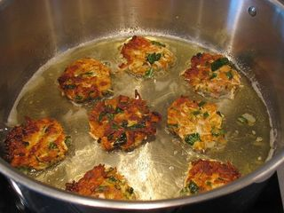 Super Bowl Recipes: Mexican Crab Cakes