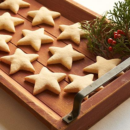 Homemade Tea Cake Cookies Made With Nutmeg