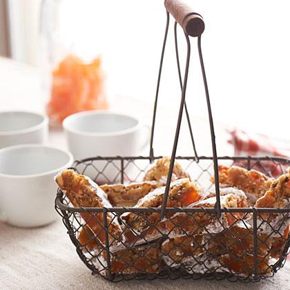 Orange Slice Bars Recipe