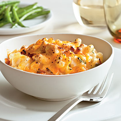 Bacon, Ranch, and Chicken Mac and Cheese Recipe