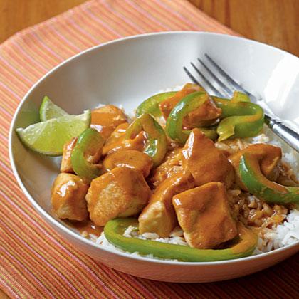 Chicken CurryRecipe
