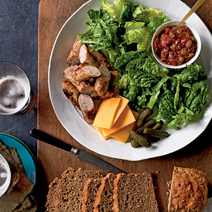 Ploughman's Lunch Platter Recipe