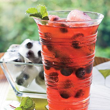 Berry Ice CubesRecipe