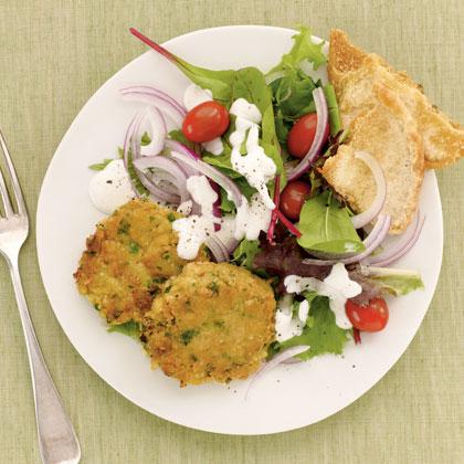 falafel-patties