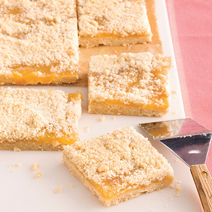 Lemon Drop Squares
